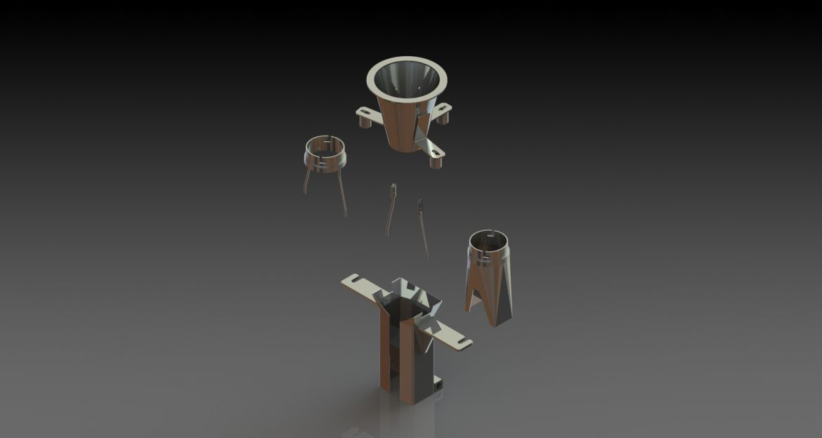 FORMING SETS' ACCESSORIES
